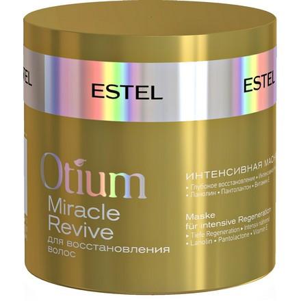 Estel. Интенсивная маска для восстановления волос OTIUM MIRACLE REVIVE, 300 мл.