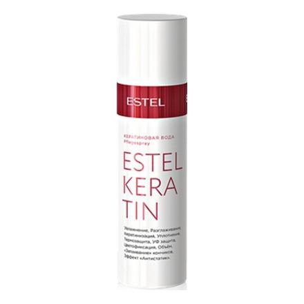 Estel. Кератиновая вода для волос ESTEL KERATIN, 100 мл.