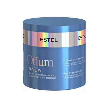 Estel. Комфорт-маска Otium Aqua для глубокого увлажнения волос, 300 мл.