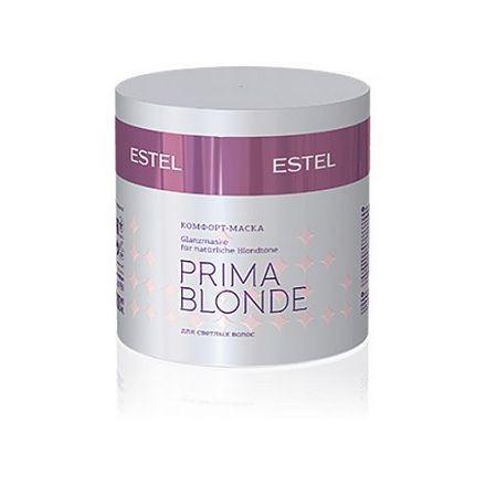 Estel. Комфорт-маска для светлых волос ESTEL PRIMA BLONDE, 300 мл.