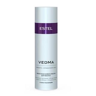 Estel. Молочная блеск- маска для волос VEDMA by ESTEL, 200 мл.