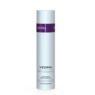 Estel. Молочный блеск-шампунь для волос VEDMA by ESTEL, 250 мл.
