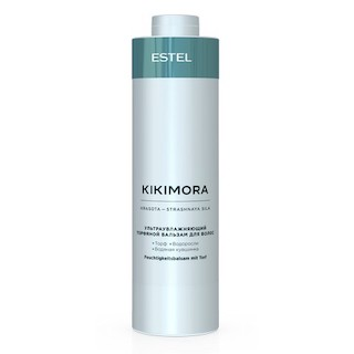 Estel. Ультра увлажняющий торфяной бальзам для волос KIKIMORA by ESTEL, 1000 мл.