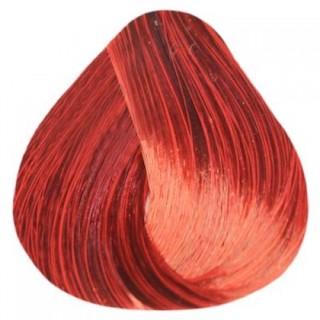 Estel. 66/54 Краска-уход De Luxe, темно-русый красно-медный (Extra Red)