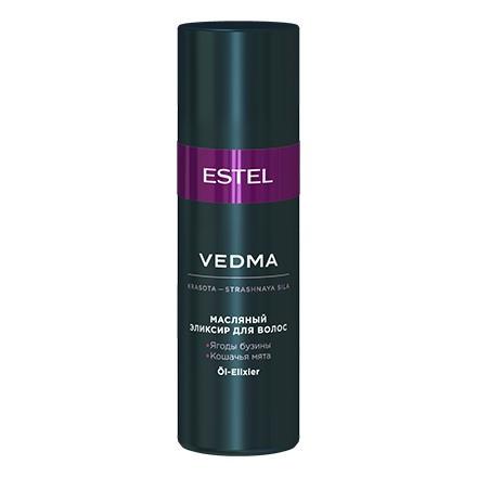 Estel. Масляный эликсир для волос VEDMA by ESTEL, 50 мл.