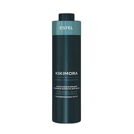 Estel. Ультра увлажняющий торфяной шампунь для волос KIKIMORA by ESTEL, 1000 мл.