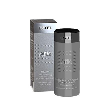 Estel. Пудра для создания объема волос ALPHA HOMME, 8 гр.