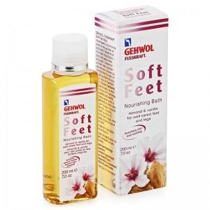 """Ванна для ног """"Миндаль и Ваниль"""" Soft Feet, 200 мл."""