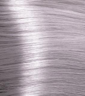 S 911 ультра-светлый серебристо-пепельный блонд, крем-краска для волос с экстрактом женьшеня и рисовыми протеинами, 100 мл.