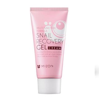 MIZON Крем-гель с улиточным секретом Snail Recovery Gel Cream, 45 мл.