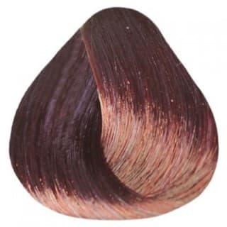 Estel. 5/60 Краска-уход De Luxe, светлый шатен фиолетовый для седины