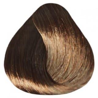 Estel. 5/74 Краска-уход De Luxe, светлый шатен коричнево-медный