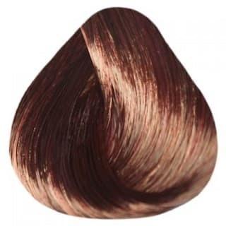 Estel. 6/67 Краска-уход De Luxe, темно-русый фиолетово-коричневый