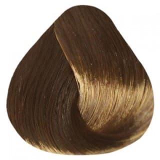 Estel. 6/70 Краска-уход De Luxe, темно-русый коричневый для седины