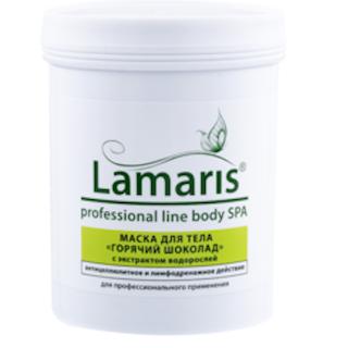 """Lamaris. Маска для тела """"Горячий шоколад"""" с экстрактом водорослей, 500 мл."""