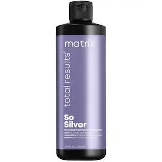 MATRIX Total Results So Silver - Маска для интенсивной нейтрализации желтых подтонов, 500 мл.