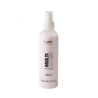 """Мультиспрей для укладки волос 18 в 1 """"Multi Spray"""", 250 мл."""