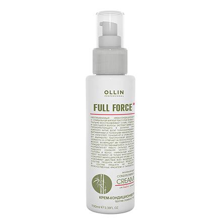 OLLIN FULL FORCE Крем-кондиционер против ломкости, 100 мл.