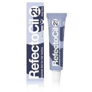 Refectocil. Краска для бровей и ресниц №2.1 Синий