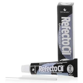 Refectocil. Краска для бровей и ресниц №2 Сине-черный