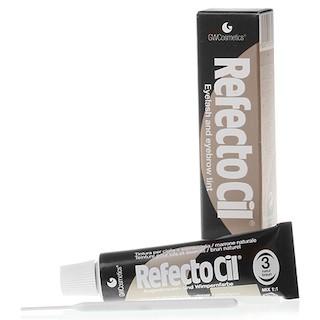 Refectocil. Краска для бровей и ресниц №3 Коричневый