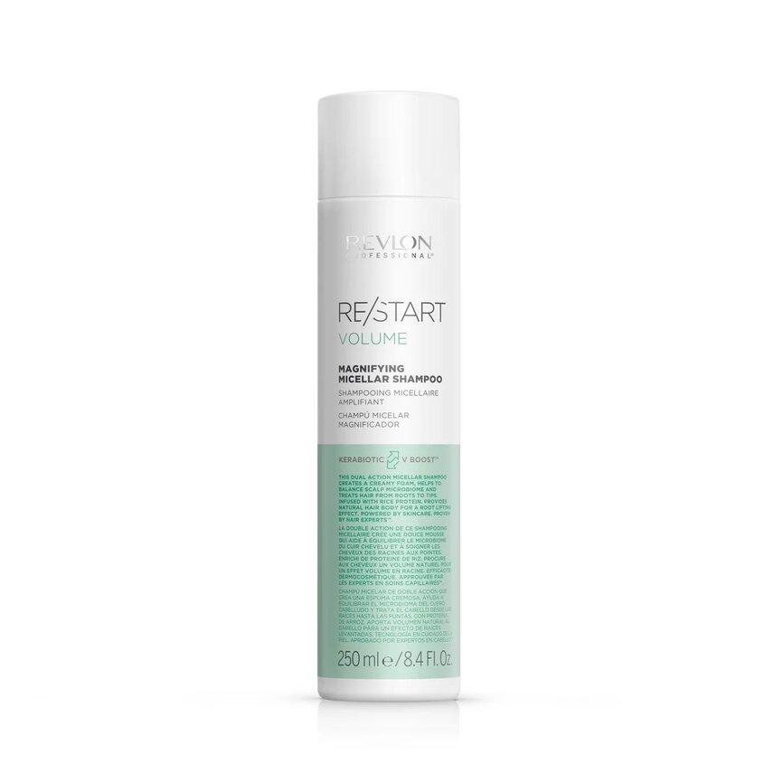 RESTART VOLUME MAGNIFYING MICELLAR SHAMPOO Мицеллярный шампунь для тонких волос, 250 мл.
