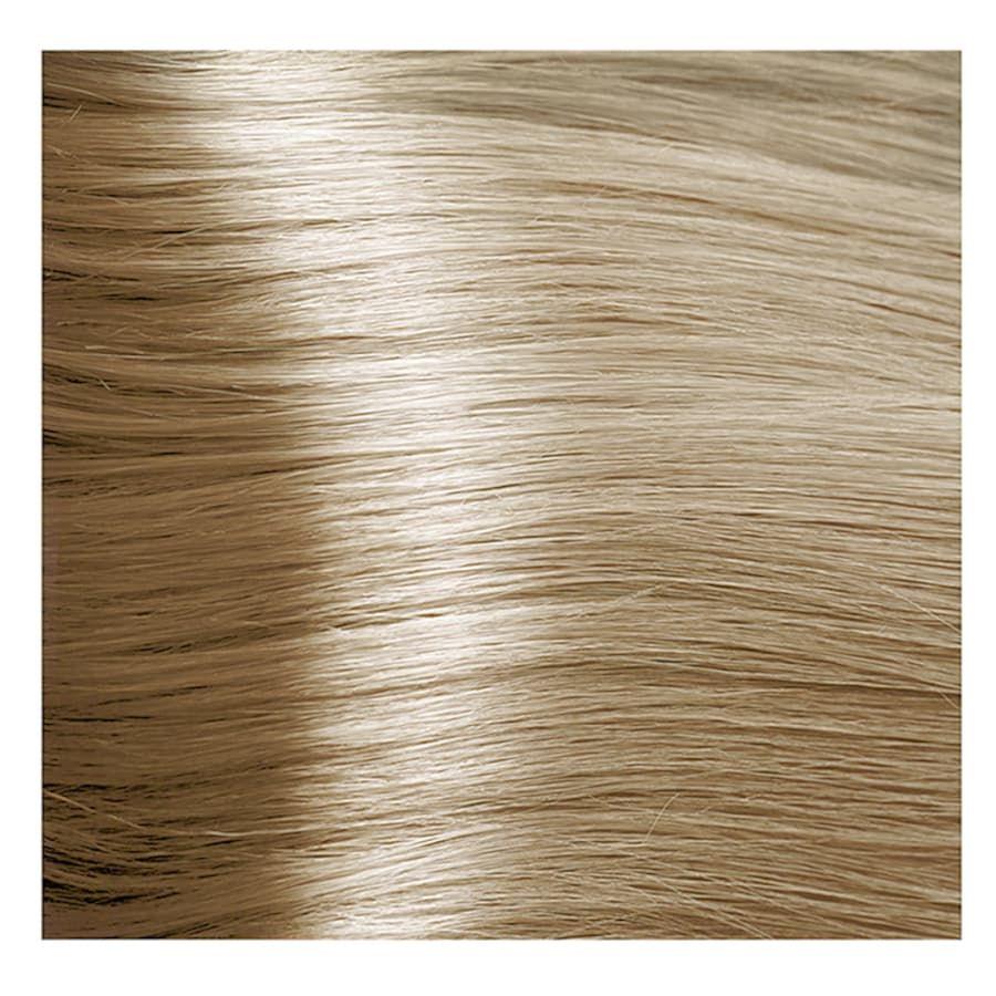 S 10.31 бежевый платиновый блонд, крем-краска для волос с экстрактом женьшеня и рисовыми протеинами, 100 мл.
