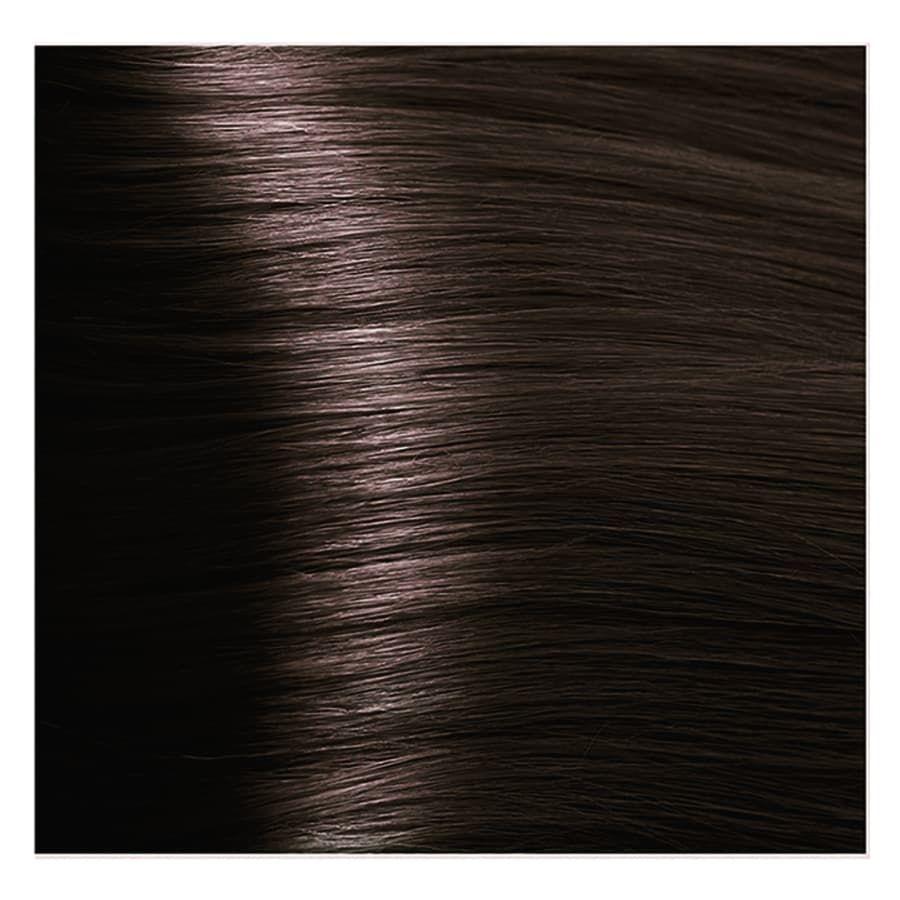 S 4.3 золотисто-коричневый, крем-краска для волос с экстрактом женьшеня и рисовыми протеинами, 100 мл.