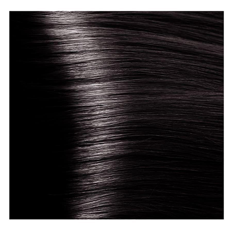 S 4.8 какао, крем-краска для волос с экстрактом женьшеня и рисовыми протеинами, 100 мл.