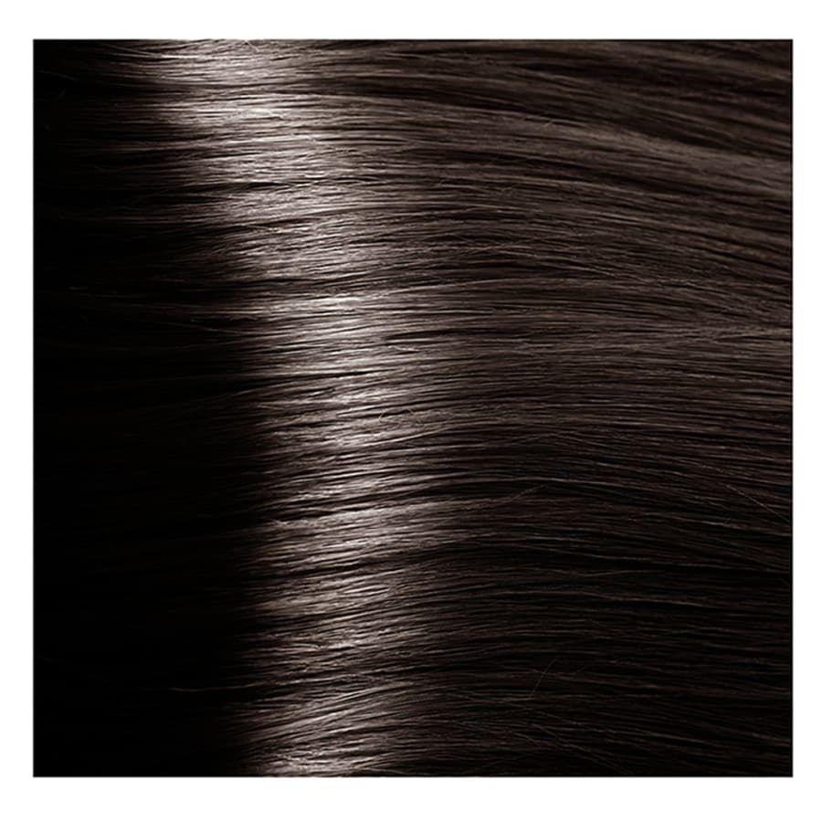 S 5.12 светло-коричневый пепельно-перламутровый, крем-краска для волос с экстрактом женьшеня и рисовыми протеинами, 100 мл.