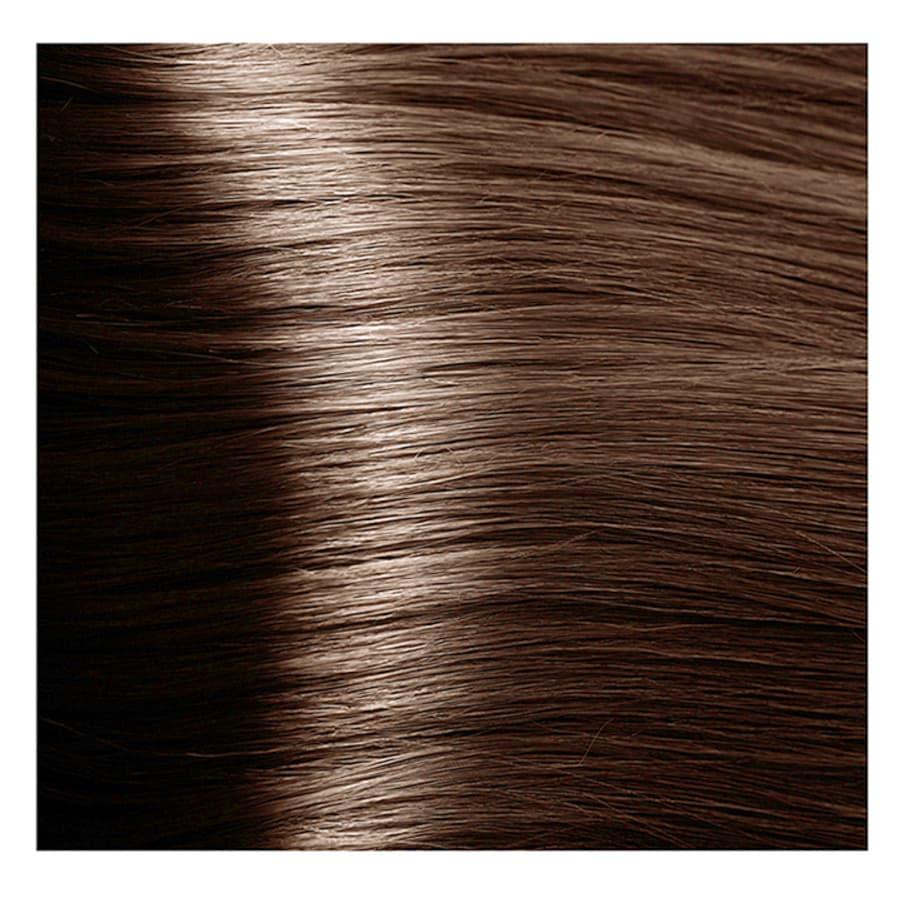 S 5.31 светлый коричнево-бежевый, крем-краска для волос с экстрактом женьшеня и рисовыми протеинами, 100 мл.