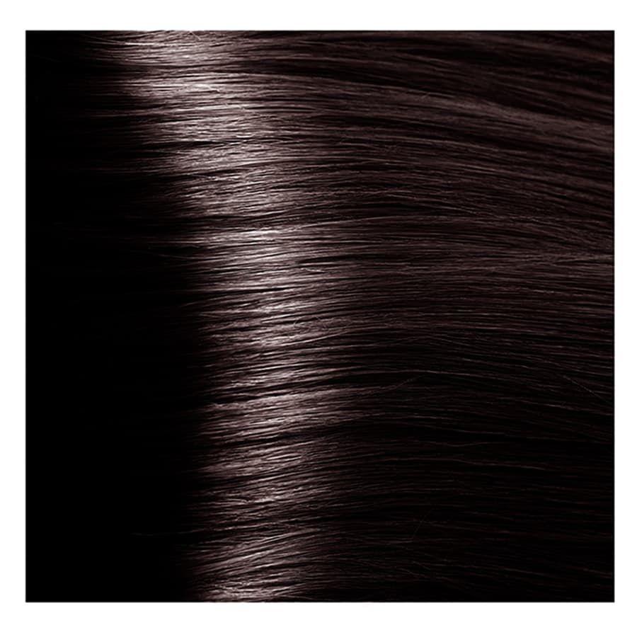 S 5.8 шоколад, крем-краска для волос с экстрактом женьшеня и рисовыми протеинами, 100 мл.