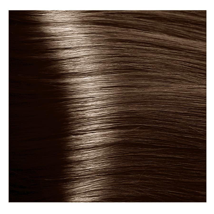 S 6.0 темный блонд, крем-краска для волос с экстрактом женьшеня и рисовыми протеинами, 100 мл.