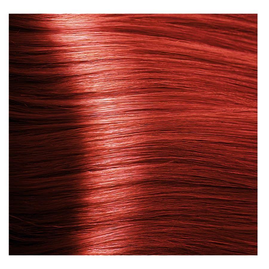 S 7.46 медно-красный блонд, крем-краска для волос с экстрактом женьшеня и рисовыми протеинами, 100 мл.