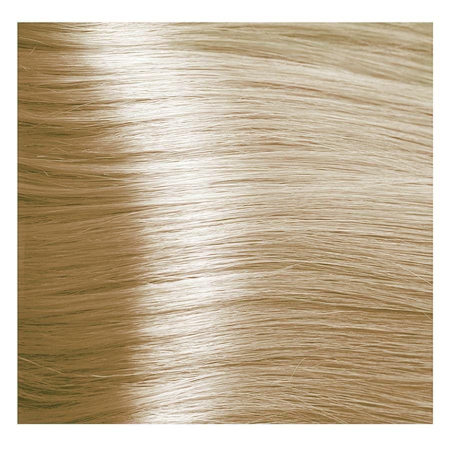 S 9.02 очень светлый прозрачно-фиолетовый блонд, крем-краска для волос с экстрактом женьшеня и рисовыми протеинами, 100 мл.