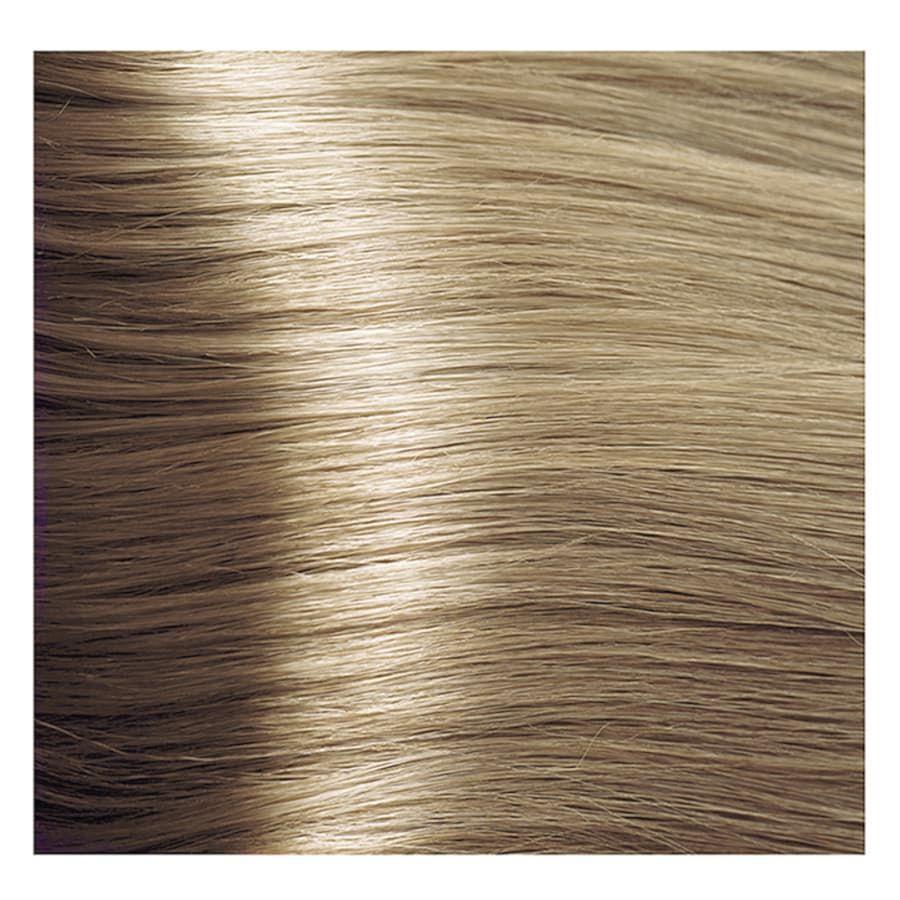 S 9.13 очень светлый холодный бежевый блонд, крем-краска для волос с экстрактом женьшеня и рисовыми протеинами, 100 мл.