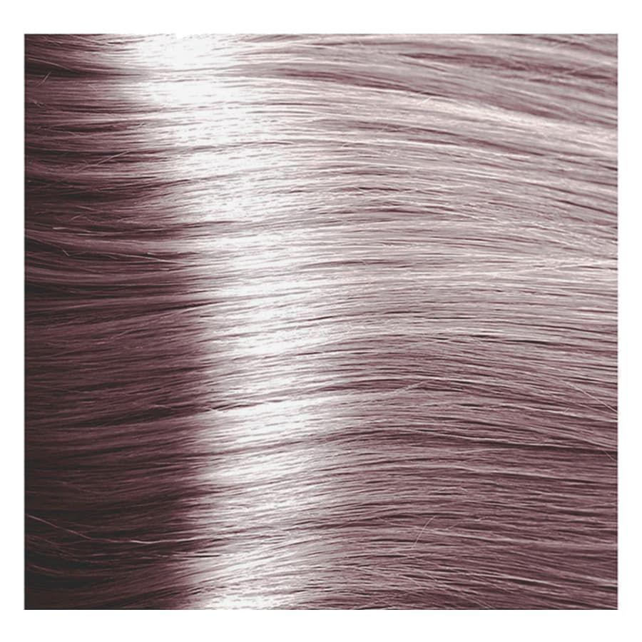 S 9.21 очень светлый фиолетово-пепельный блонд, крем-краска для волос с экстрактом женьшеня и рисовыми протеинами, 100 мл.
