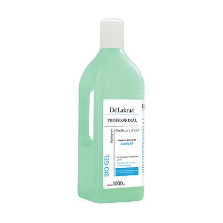 Жидкость для снятия биогеля (DL), 1000 мл.