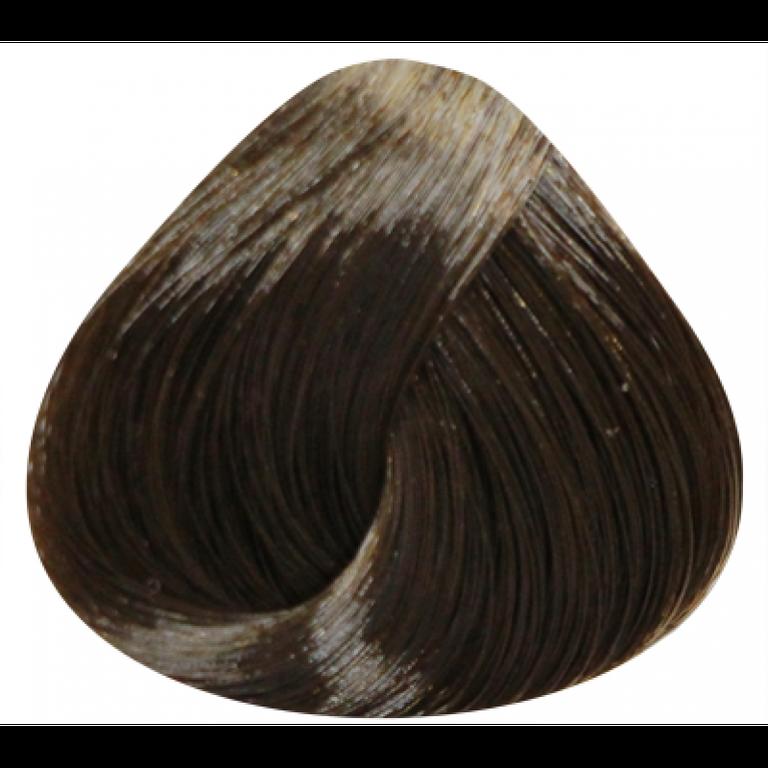Estel. 5/71 Краска-уход De Luxe Светлый шатен коричнево-пепельный