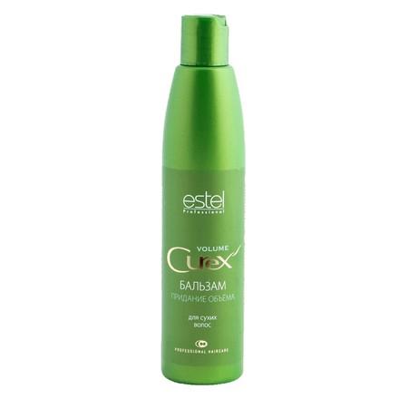 Estel. Бальзам придание объема для сухих волос CUREX VOLUME, 250 мл.