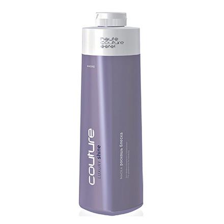 Estel. Маска для волос LUXURY SHINE ESTEL HAUTE COUTURE, 1000 мл.