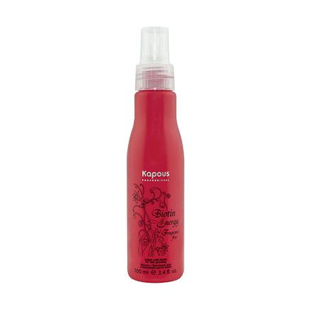 Лосьон с биотином для укрепления и стимуляции роста волос, 100 мл.