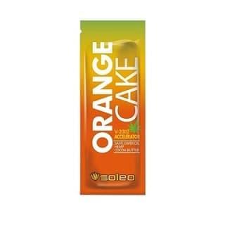 Soleo. Basic- Крем для загара Orange cake, 15 мл.