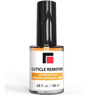 «Сuticle remover «Мёд» средство для удаления ороговевшей кожи. 10 мл.