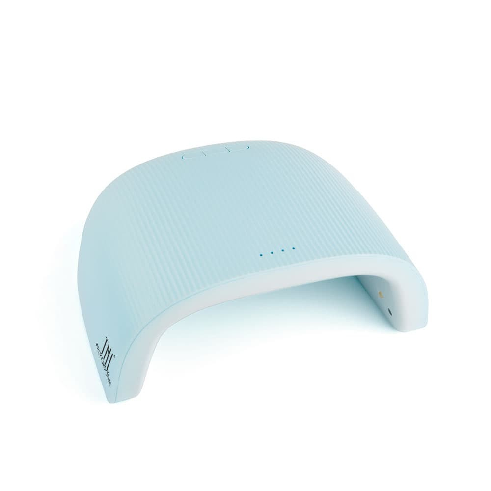 "UV LED-лампа TNL 48 W - ""Sunrise"" светло-голубая"