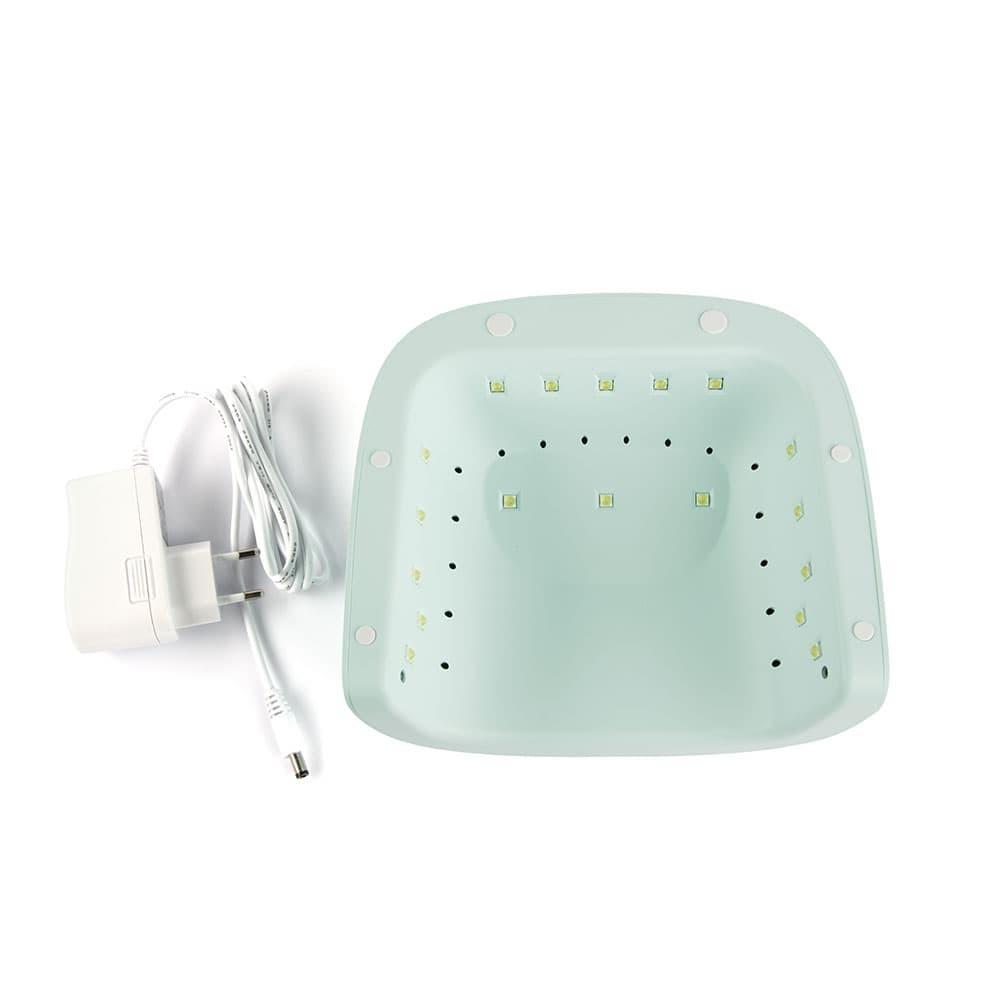 "UV LED-лампа TNL 48 W - ""Sunrise"" светло-зеленая"