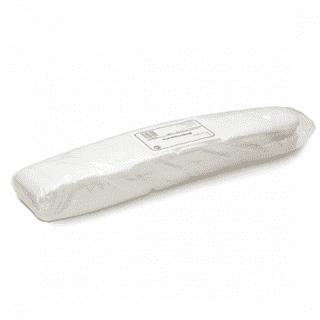 Воротнички парикмахерские мягкие в упаковке 8х40 см (100 шт/уп)