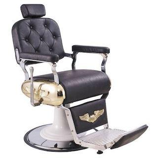Кресло для барбершопа ХАРЛИ Голд