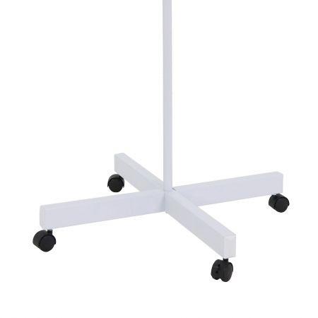 Стойка для лампы-лупы на 4-х колесиках