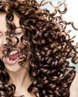 Химическая завивка волос/Биозавивка волос